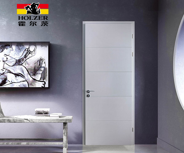 霍尔茨木门丨一扇净醛门,让生活更美好