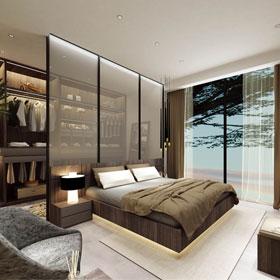 霍尔茨全屋定制 卧室系列