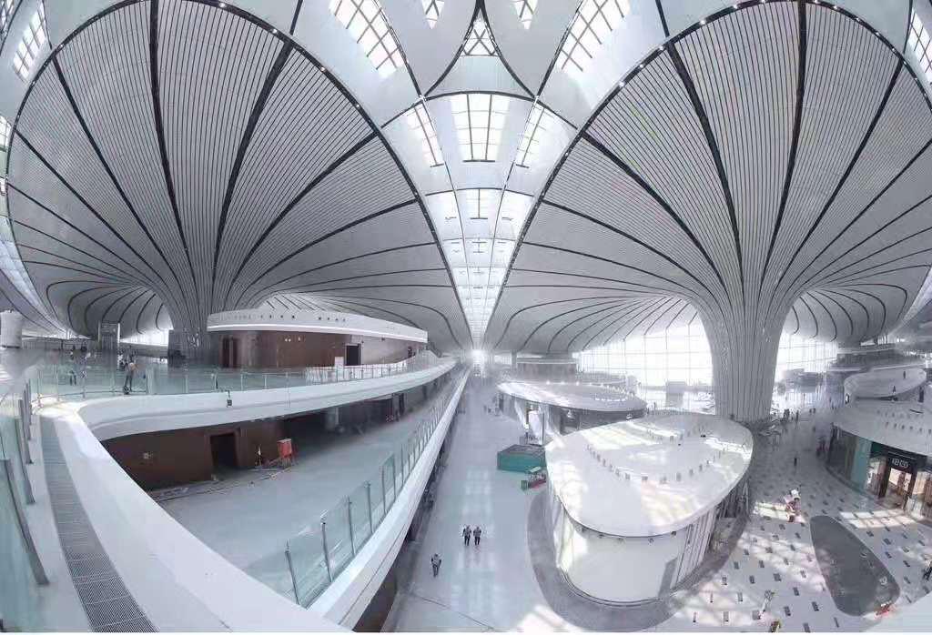 助力北京大兴国际机场,霍尔茨在行动!